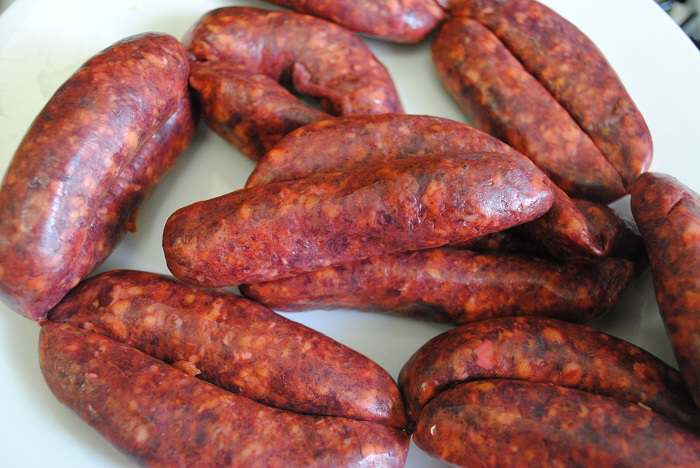 spicy sausages   my halal kitchen