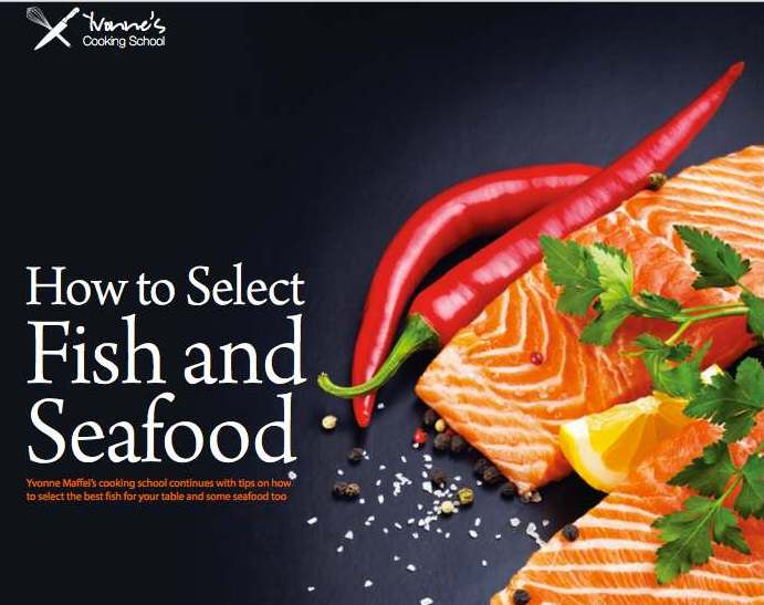 how to select fish and seafood
