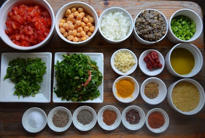 ingredients for harira