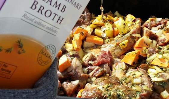 lamb broth