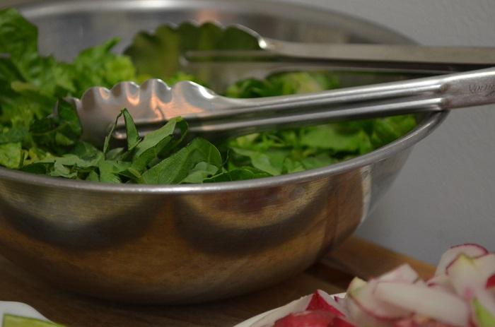 lettuce or greens