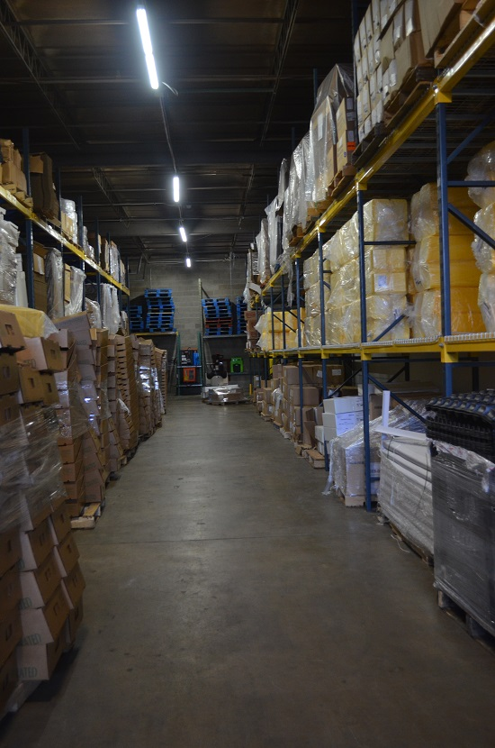 packaging materials vertical A Fascinating Glimpse at the Crescent Foods Plant Tour