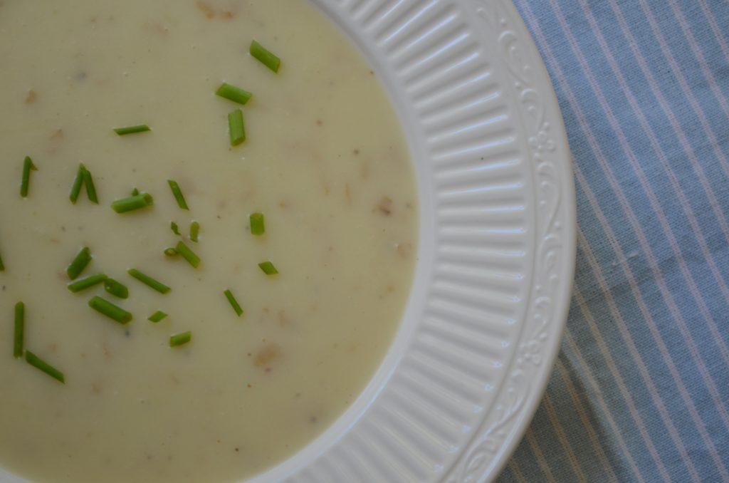 potato soup overview