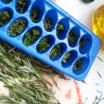 preserve fresh herbs in olive oil
