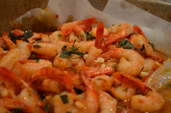 pretty baked shrimp