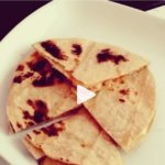 Two Minute Quesadillas | My Halal Kitchen