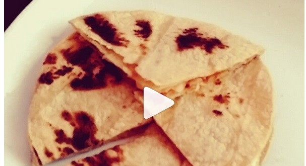 Two-Minute Quesadillas