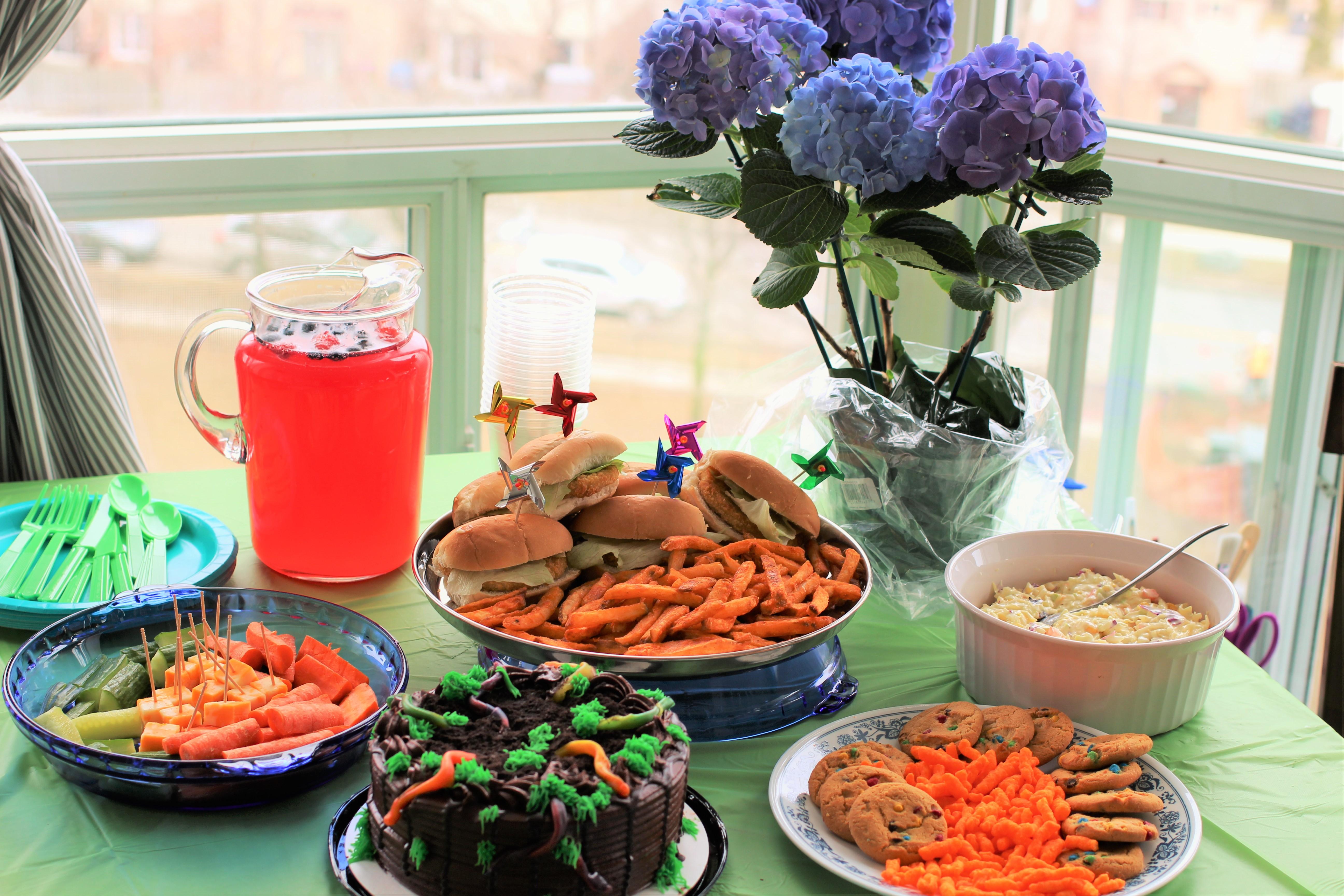 spring party spread3