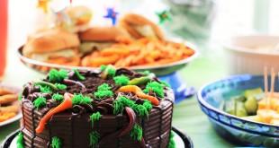 spring worm cake2