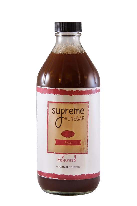 supreme date vinegar