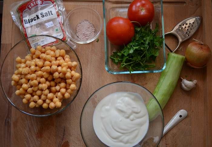 yogrut salad ingredients